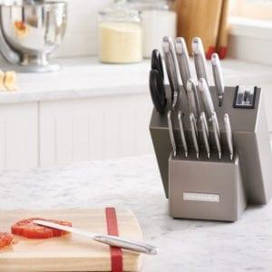 Cuchillos en Block