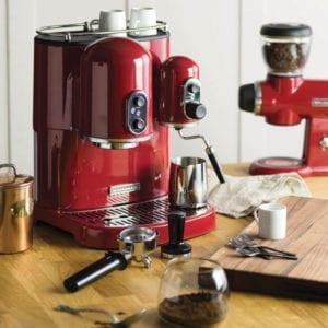 Máquinas de Espresso & Capuccino